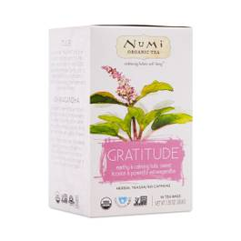 Gratitude Wellness Tea - Tulsi, Licorice & Ashwgandha