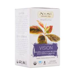 Vision Wellness Tea - Guayusa, Lemon Verbena & Ginger