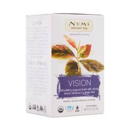 Vision Wellness Tea - Guayusa, Lemon Verbena & Ginger