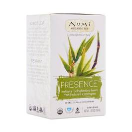 Presence Wellness Tea - Bamboo Leaves, Mint & Lemongrass