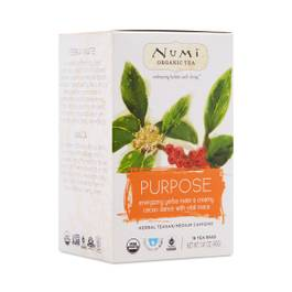 Purpose Wellness Tea - Yerba Mate, Cacao & Maca