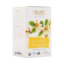 Balance Wellness Tea - Moringa, Chamomile & Blackberry Leaf
