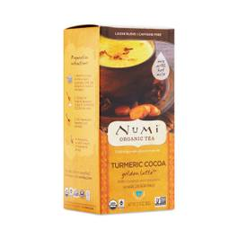 Turmeric Cocoa Golden Latte