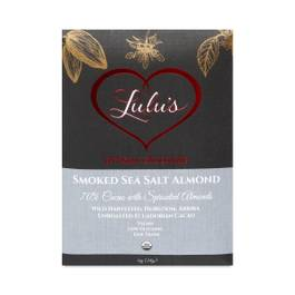 Smoked Sea Salt Almond Raw Bar