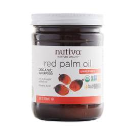 Organic Red Palm Oil