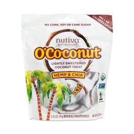 Hemp & Chia O'Coconut Coconut Treat