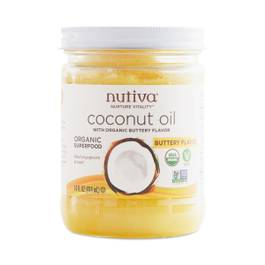 Butter Flavored Coconut Oil