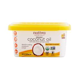 Organic Buttery Refined Coconut Oil