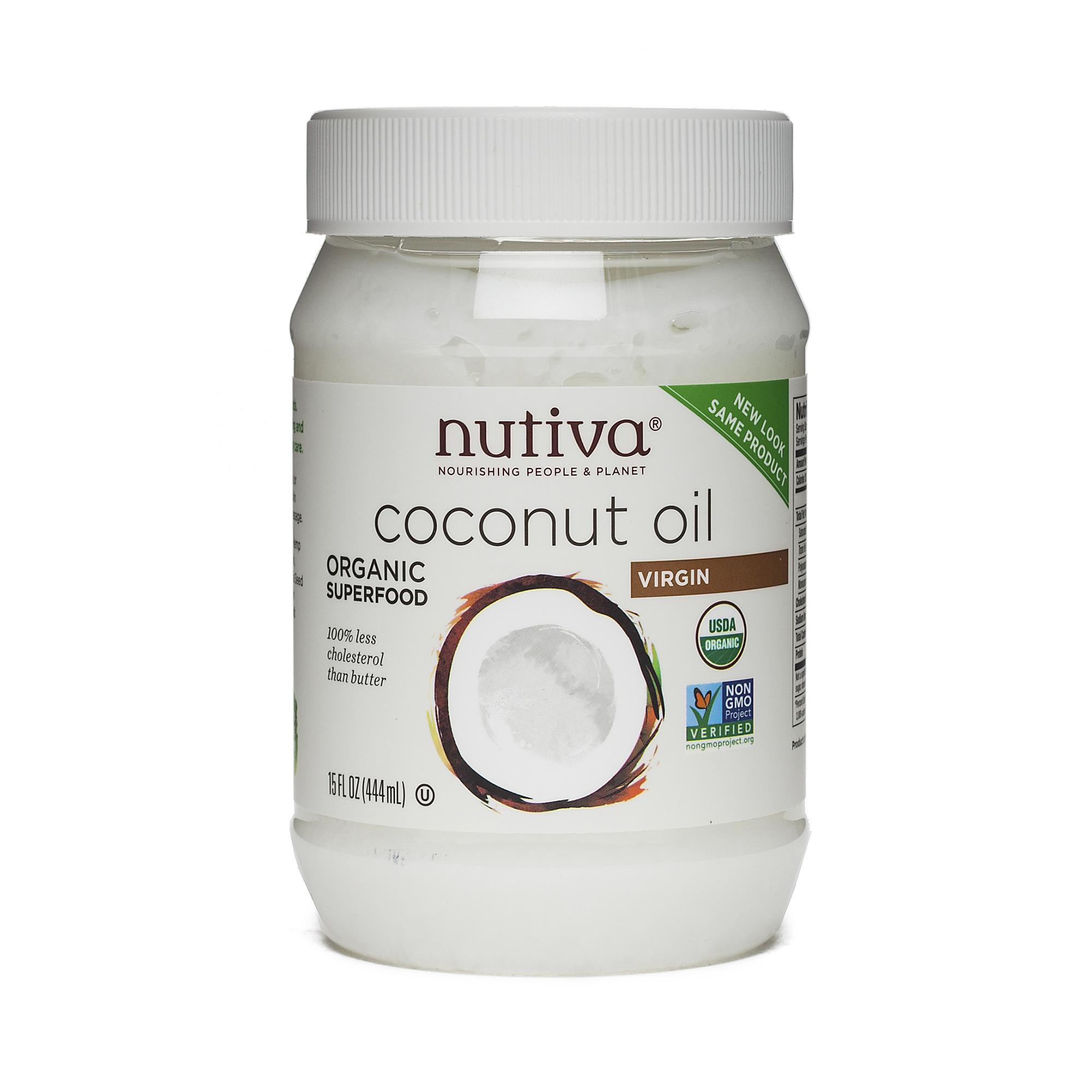 Nutivia coconut oil