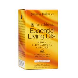 Dr. Ohhira's Essential Living Oils Supplement