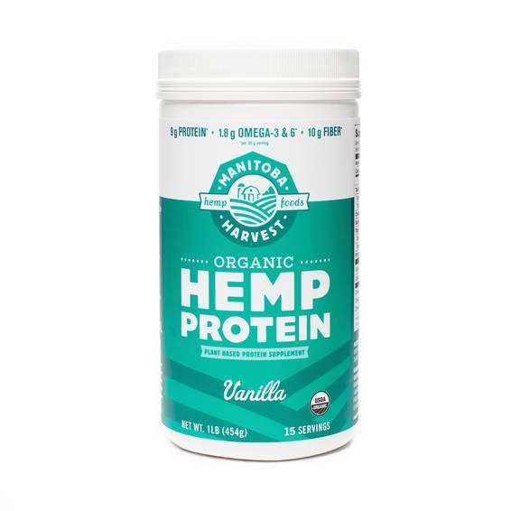 Hemp Protein Powder - Very Vanilla