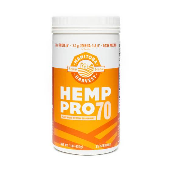 Hemp Protein Powder - HempPro 70