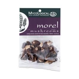 Morel Wild Mushroom