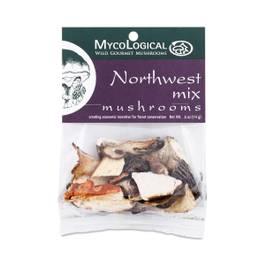 Northwest Mix Wild Mushroom