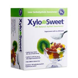 Xylitol Sweetener Packets