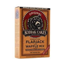 Whole Wheat, Oat & Honey Flapjack & Waffle Mix