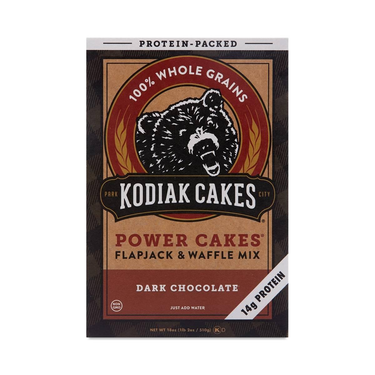Kodiak Cakes Power Cakes Dark Chocolate Flapjack Amp Waffle Mix Thrive Market