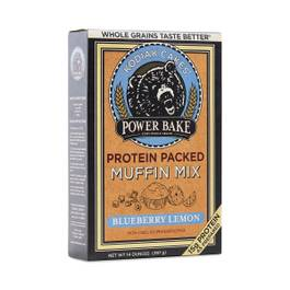 Protein Packed Blueberry Lemon Muffin Mix