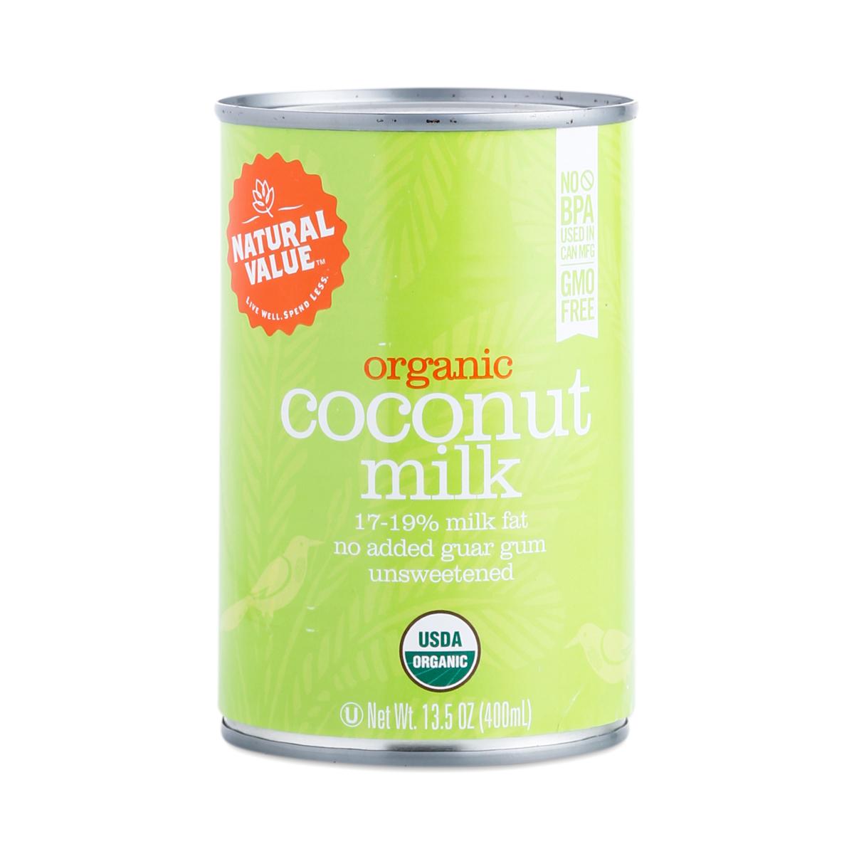 Pure organic milk