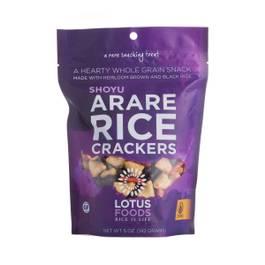 Shoyu Arare Rice Crackers