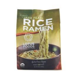 Organic Jade Pearl Rice Ramen, 4 Cakes