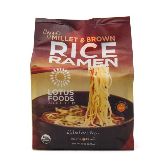 Organic Millet & Brown Rice Ramen