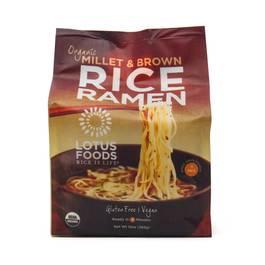 Organic Millet & Brown Rice Ramen