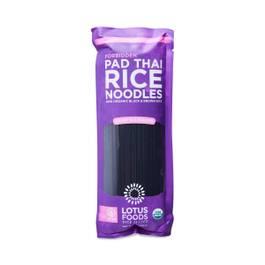 Organic Forbidden Pad Thai Rice Noodles