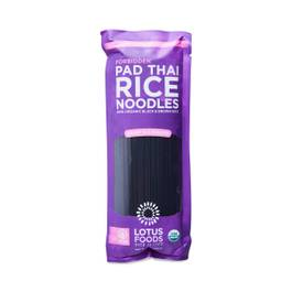 Organic Forbidden Pad Thai Rice Noodles