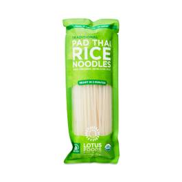 Organic Traditional Pad Thai Rice Noodles