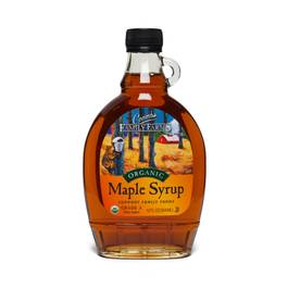 Organic Maple Syrup Grade A Dark Amber