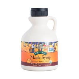 Organic Dark Maple Syrup Grade A