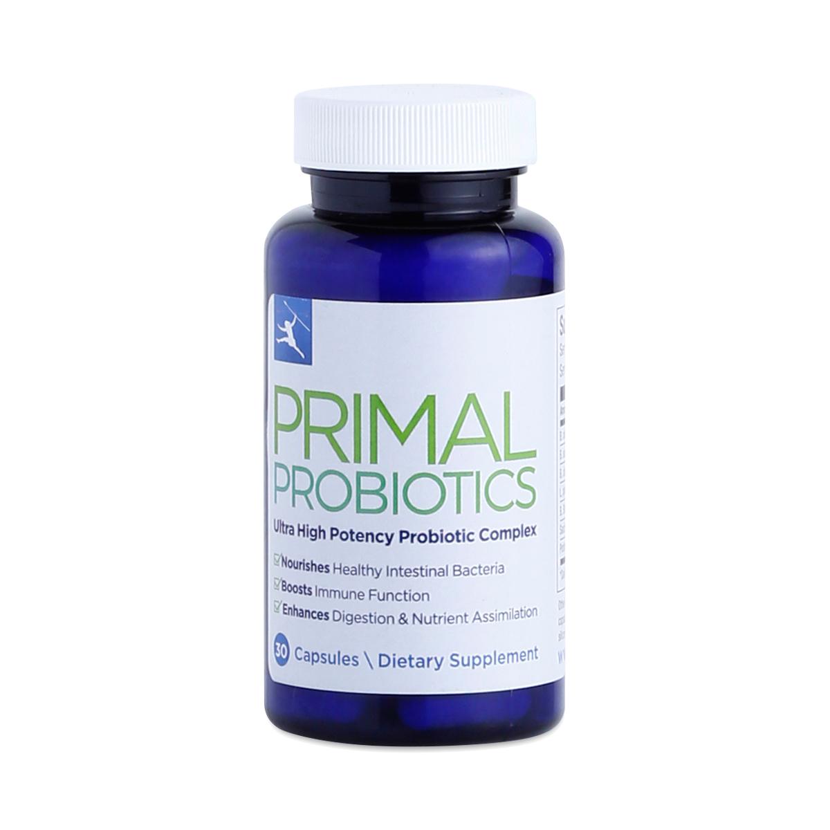 Primal probiotics by primal blueprint thrive market malvernweather Images