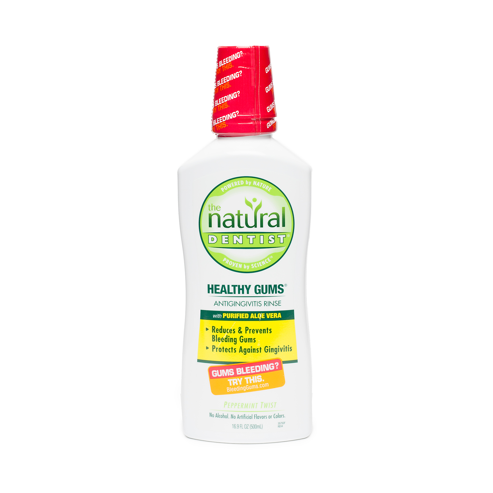 406642e0cd72 Healthy Gums Antigingivitis Rinse - Peppermint Twist