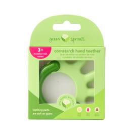 Hand Teether – Green