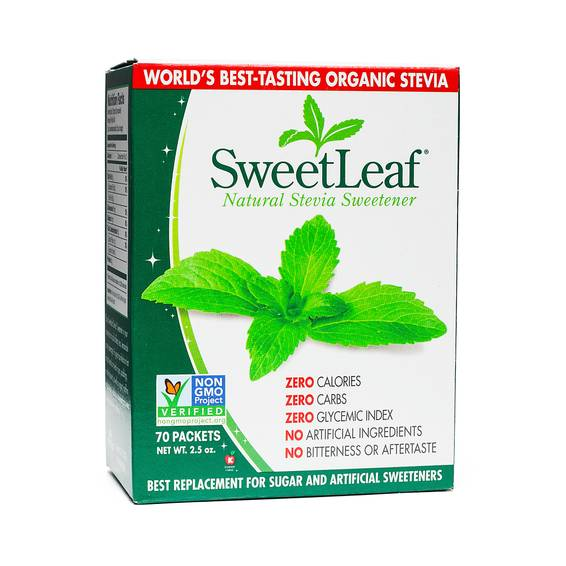 Non-GMO Stevia Sweetener