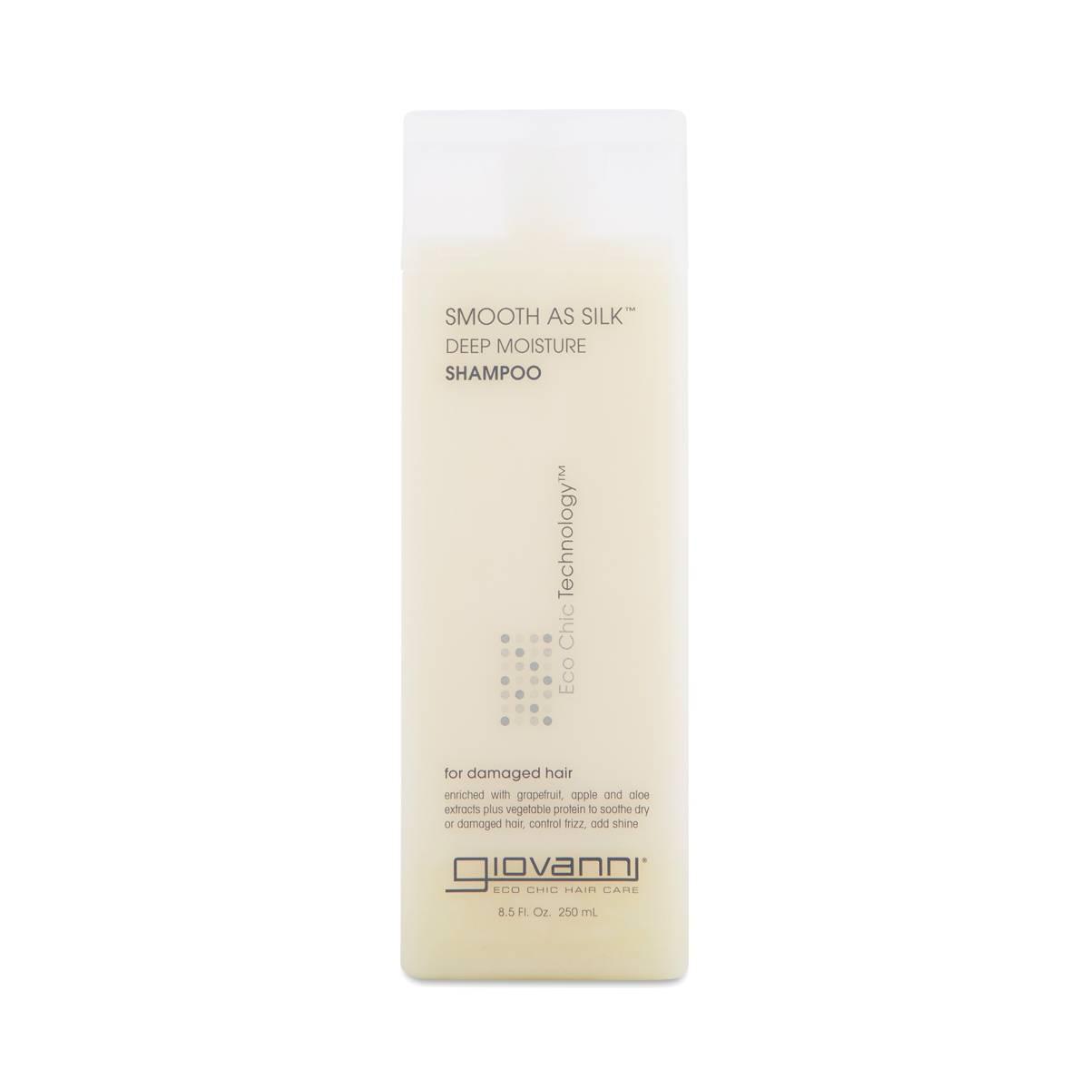 Smooth As Silk Deep Moisture Shampoo By Giovanni Thrive
