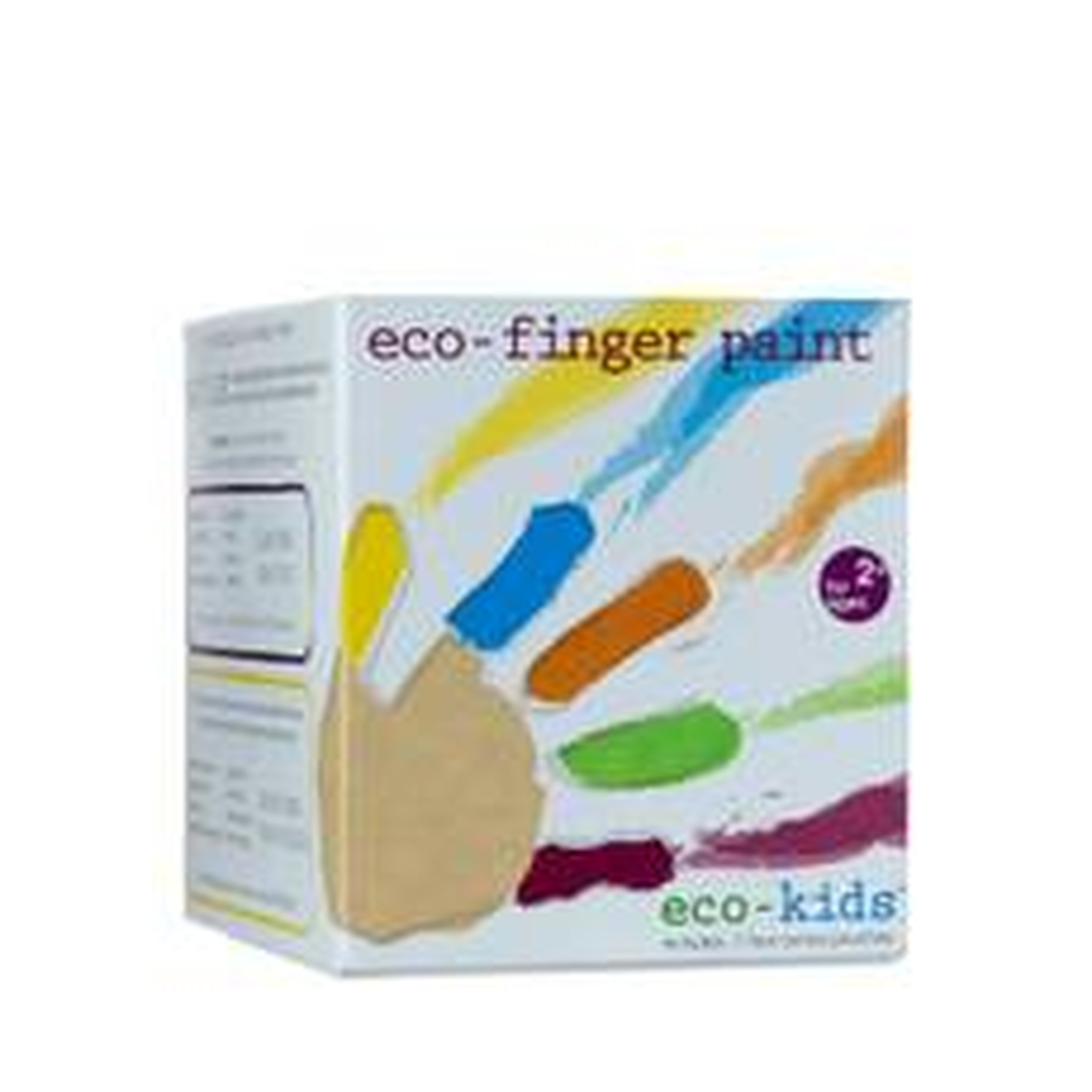 Eco Finger Paint