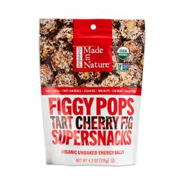 Tart Cherry Organic Figgy Pops