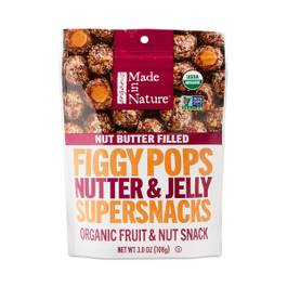Nutter & Jelly Organic Nut Butter Filled Figgy Pops
