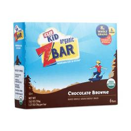 Chocolate Brownie Zbar