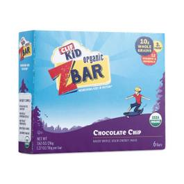 Chocolate Chip Zbar