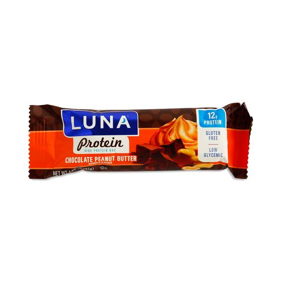 Luna Chocolate Peanut Butter Protein Bars by Clif Bar - Thrive Market