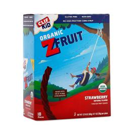 Clif Kid ZFruit Strawberry Snack