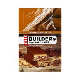 Chocolate Peanut Butter Builder's Bars