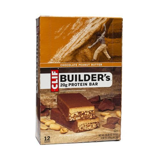 Builder's Chocolate Peanut Butter
