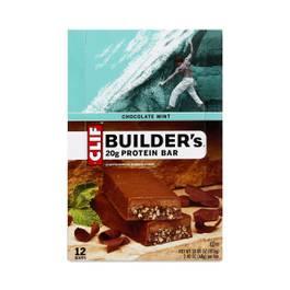 Chocolate Mint Builder's Bars