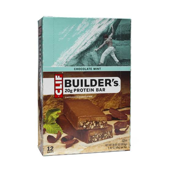 Builder's Chocolate Mint