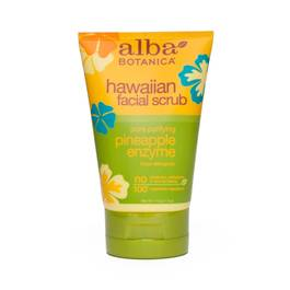 Hawaiian Facial Scrub, Pineapple Enzyme