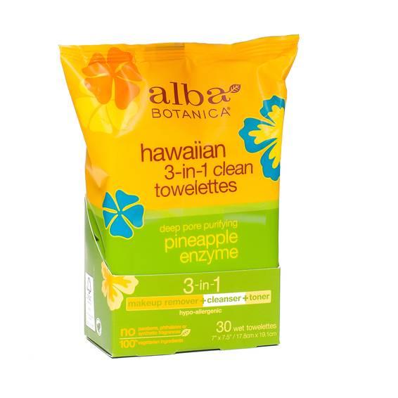 Hawaiian 3-in-1 Clean Towelette